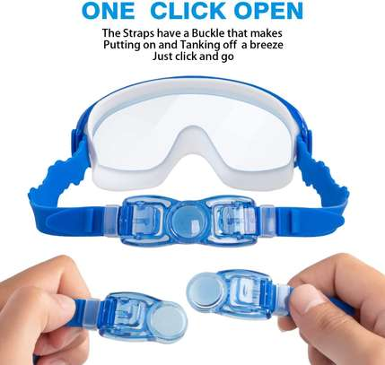 2-PACK Kids Swimming Goggles image 7