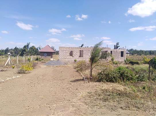 Big Compound Under Construction House For Sale - Arusha
