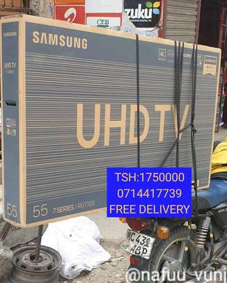 SAMSUNG SMART 4K MODEL RU7100 7SERIES image 2