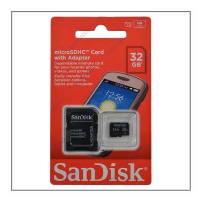 SanDisk Micro SD Card 32GB