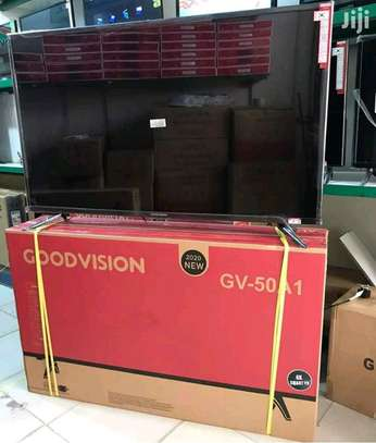 Goodvision smart tv double glass available image 2