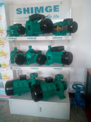 Water pumps image 1