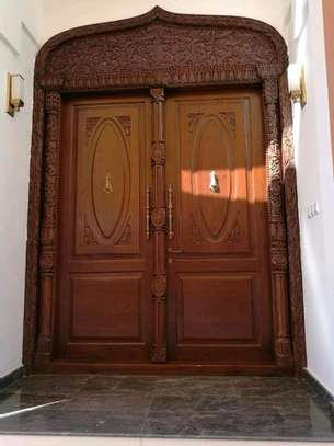 Zanzibar doors & carved furnitures image 5