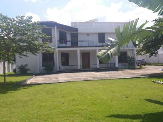 4 Bdrm Stand Alone House at Kawe