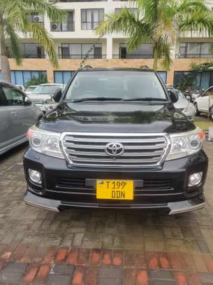 2015 Toyota Land Cruiser VX V8