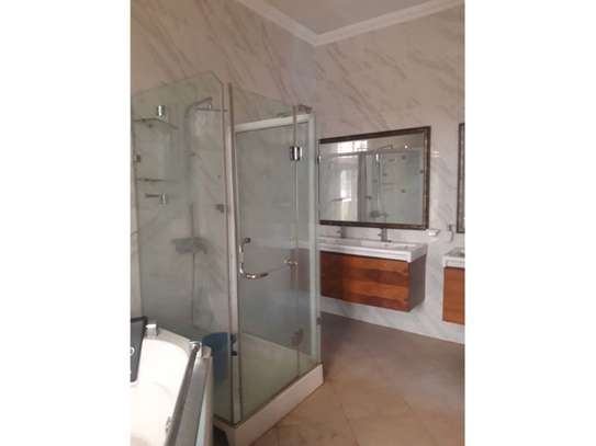 3bed furnished  villa in the compound at mikocheni a $1000pm image 4