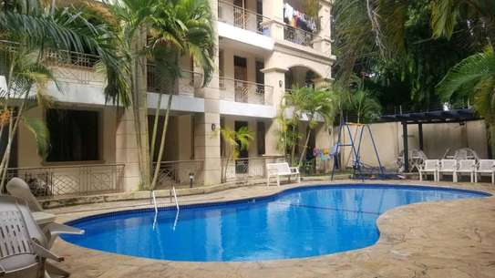 2 bedrooms fully furnished apartment for rent image 1