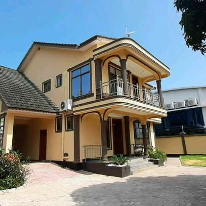 A BEACH HOUSE....in MBEZI BEACH is available for rent now image 1