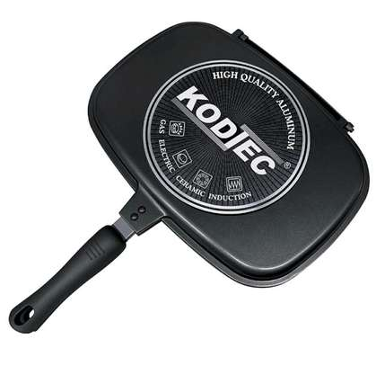 Kodtec double flying pan image 1