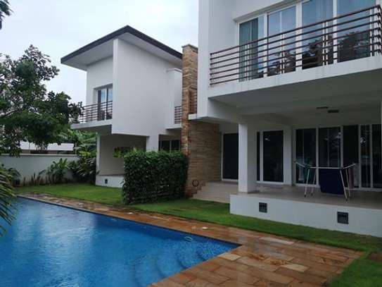 Grand villa for rent at masaki