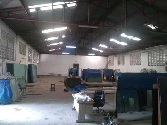 Warehouse For Lease at Chang'ombe