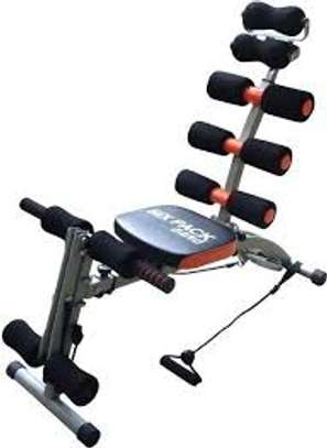 Six Pack Care Exercise Bench Abdominal And Back Trainer