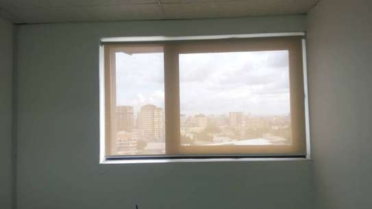 Roller Blinds- Curtains for Office image 2
