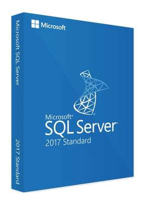 Microsoft SQL Server 2017 Standard License