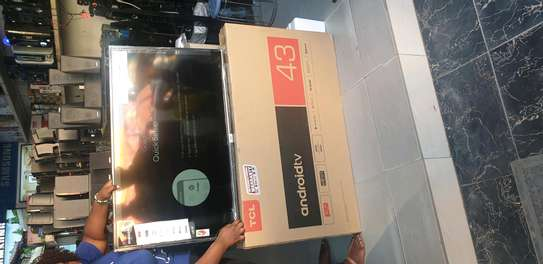 TCL SMART ANDROID TV INCH 43 image 4