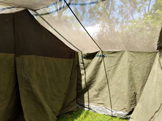Safari Camping and Dining Tents - LIST BELOW WITH PRICES image 8