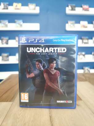 Uncharted: The Lost Legacy ps4 game image 1