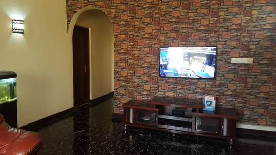 4 bedroom house full furnished ( stand alone ) for rent image 11