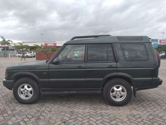 2003 Land Rover Discovery image 2