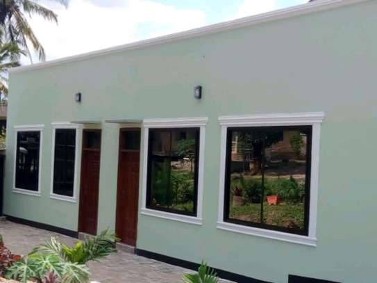 One bedroom house to in Changanyikeni to let.