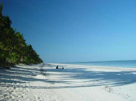 40,633 BEACHLINE PLOT FOR SALE IN ZANZIBAR ISLAND