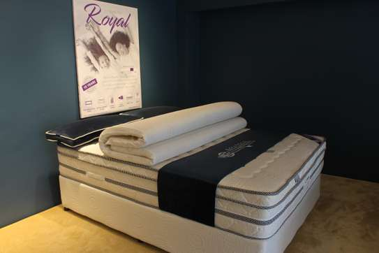 Royal Euro Top Mattress image 1