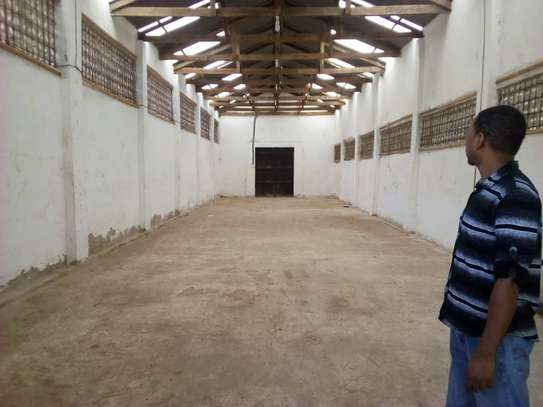 WAREHOUSE FOR RENT IN ZANZIBAR TOWN image 1