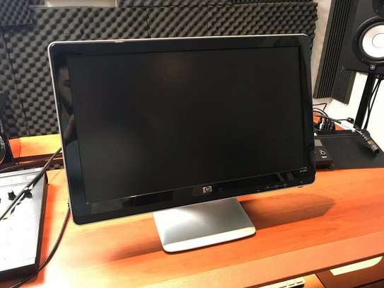 HP 20-inch Screen LED-lit Monitor
