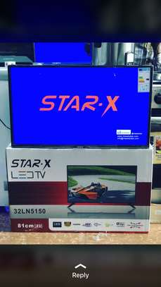 "Star-X 32"" LED Tv image 1"
