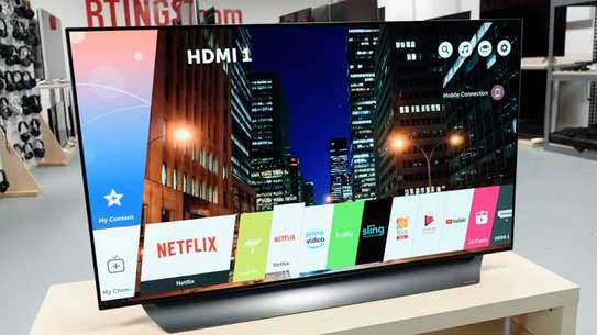 """LG 55"""" C8 OLED 4K Cinema HDR OLED TV AI ThinQ  With Dolby Atmos"""