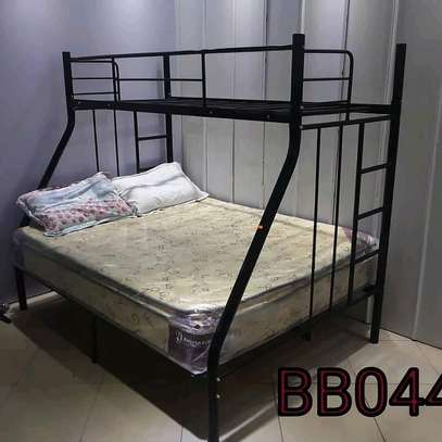 Double deck bed (Kitanda Cha ngazi)...,485,000/= image 1