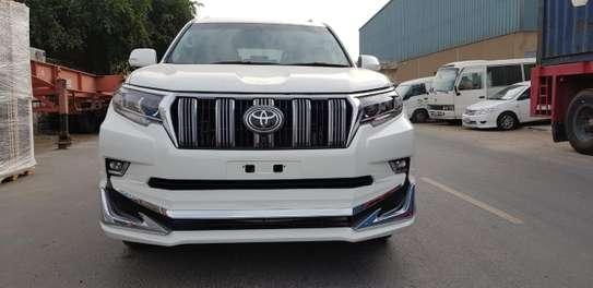 2016 Toyota Land Cruiser Prado