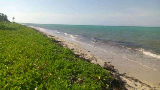 8.5 acres Beach plot in Kilwa masoko,Bagwe area. image 1