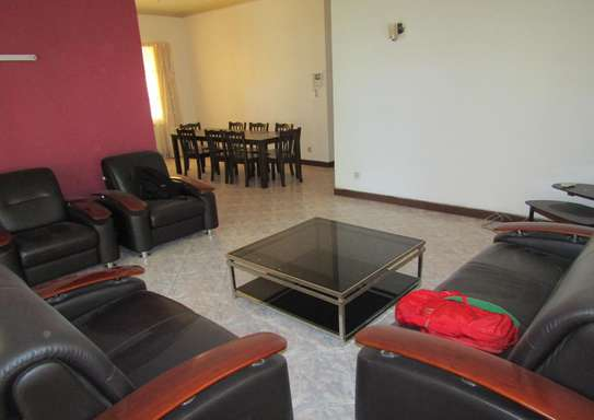 3 Bedroom and Servant Quarter Furnished House in Upanga