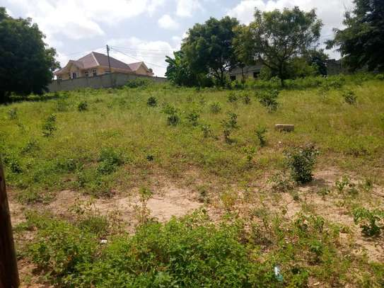 Plot for sale in Goba 500 meters from Goba center image 2