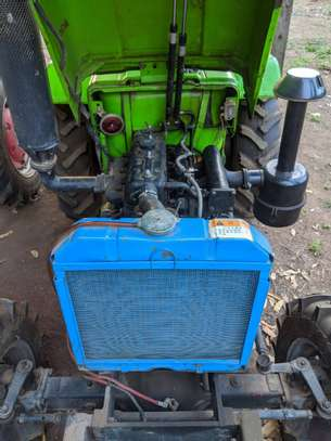 Tractors 4WD 30HP - New Tractor Loader and Hoe image 14