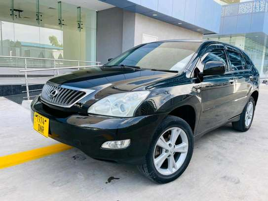 2008 Toyota Harrier image 13