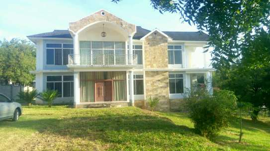 a standalone huge building is for rent at mbezi beach tank bovu image 1