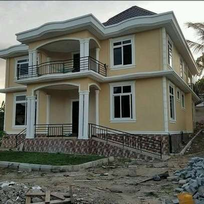 a standalone house is for rent at mbezi beach makonde image 1