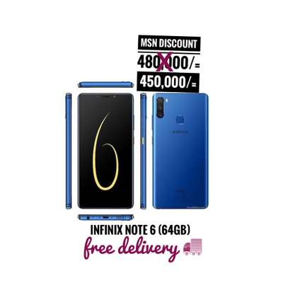 INFINIX note6 (64Gb) Brand New!