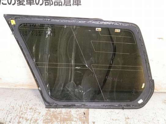 Subaru Forester SG 5 right doors & quarter glass