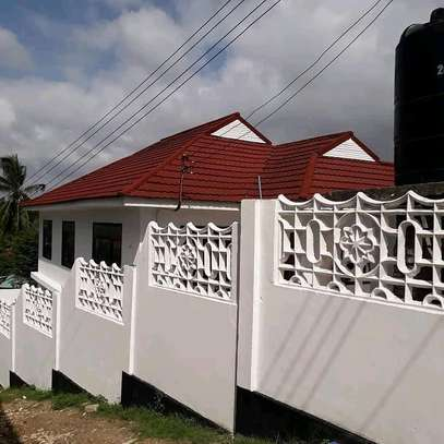 STAND ALONE THREE BEDROOMS HOUSE FOR RENT AT MBEZI KIMARA DSM
