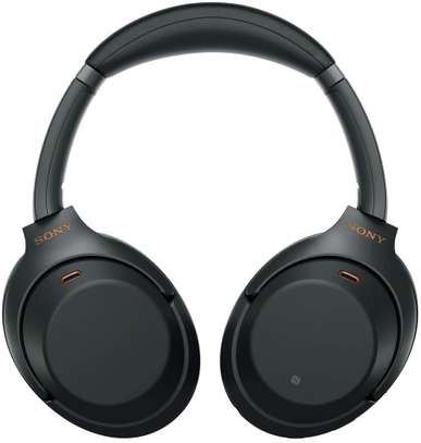 Sony WH-1000XM3 Noise Cancelling Wireless Headphones with Mic, 30 Hours Battery Life image 4