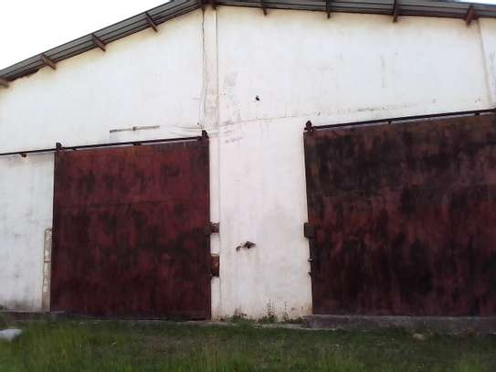 Warehouse for rent (Mwenge Industrial area) image 1