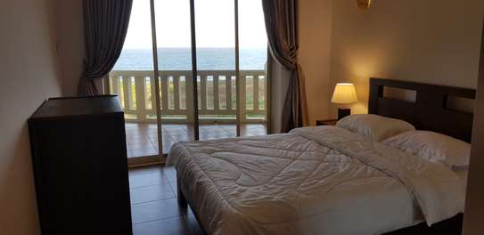 Fully Furnished 3 Bedrm Ocean View Apartment at Masaki image 6