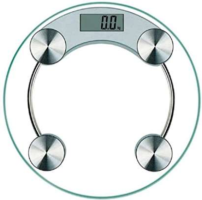 PERSONAL DIGITAL WEIGHT SCALE image 1