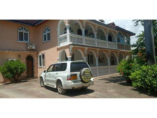big house 5bed furnished at mikocheni a $1500pm big garden image 6