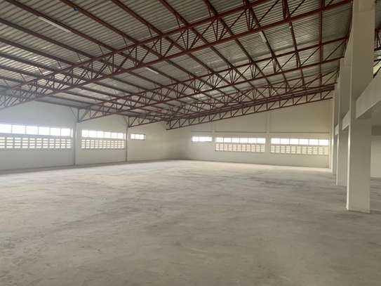 Brand New 4604 Warehouse at Chang'ombe image 3