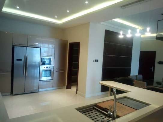 3bdrm fully furnished apartment with swimming pool at msasani image 2