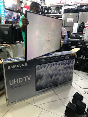 Samsung 50 Smart Ultra HD 4K TV image 3